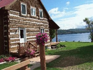 The Lake House on Norcan Lake