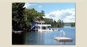 Lake of Bays Villa