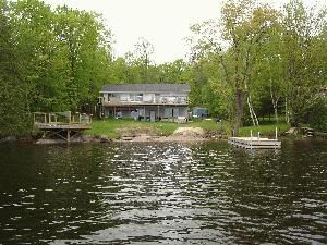 New Cottage on Beautiful Whitestone Lake