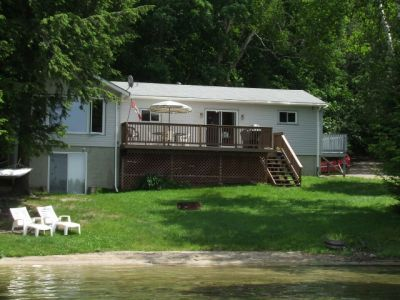 Three Mile Lake Cottage Rental #22