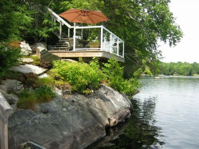 Buck Lake Cottage Rental  #26