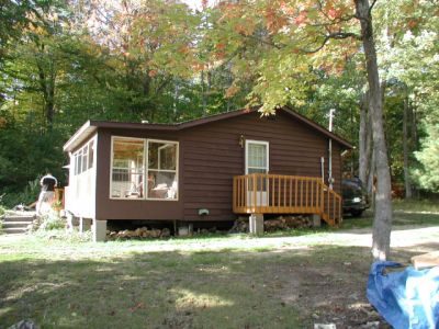 Silver Lake Cottage Rental #38